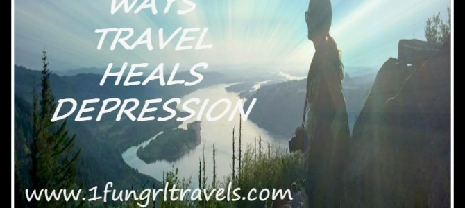 5 Ways Travel Heals Depression