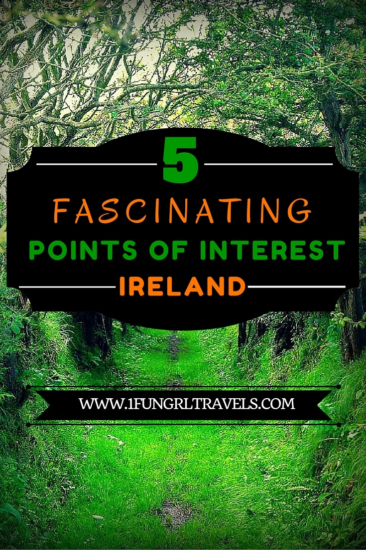 points of interest Ireland