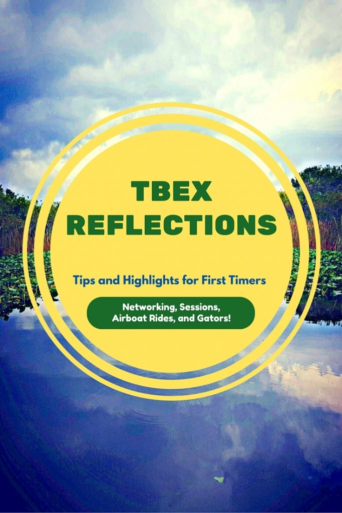 TBEX reflections cover