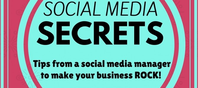 Social Media Secrets Essential To Your Business
