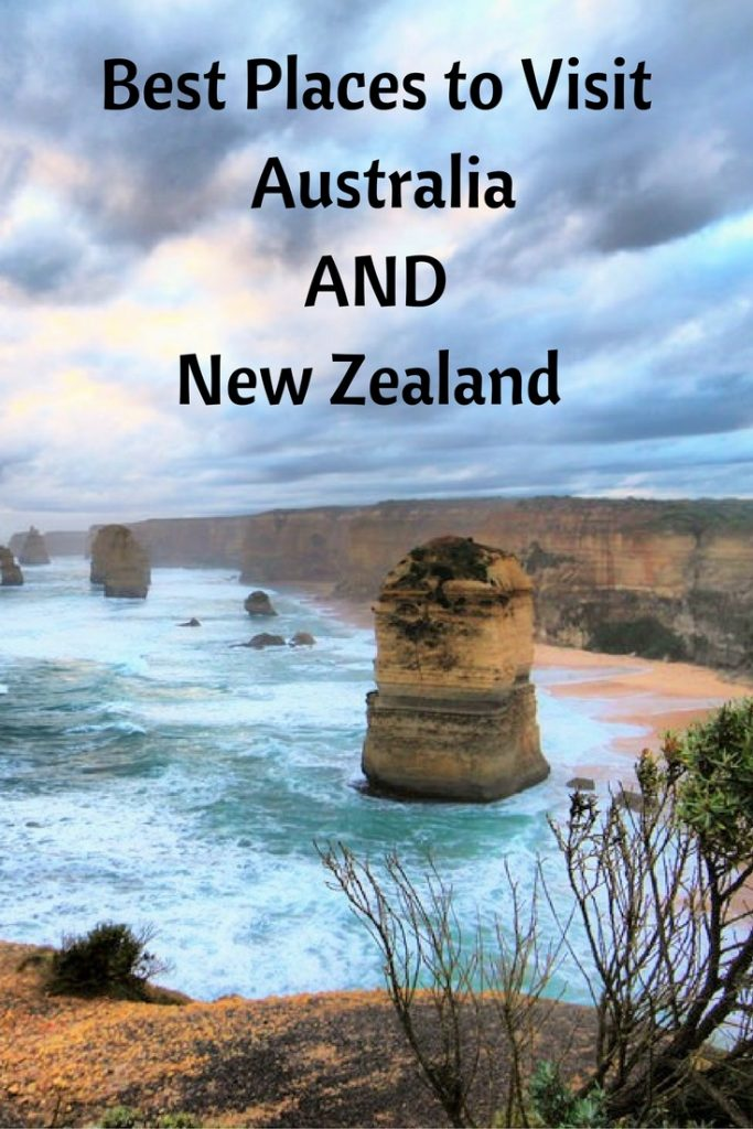 Best places to visit in australia and new zealand for Best places to go to vacation