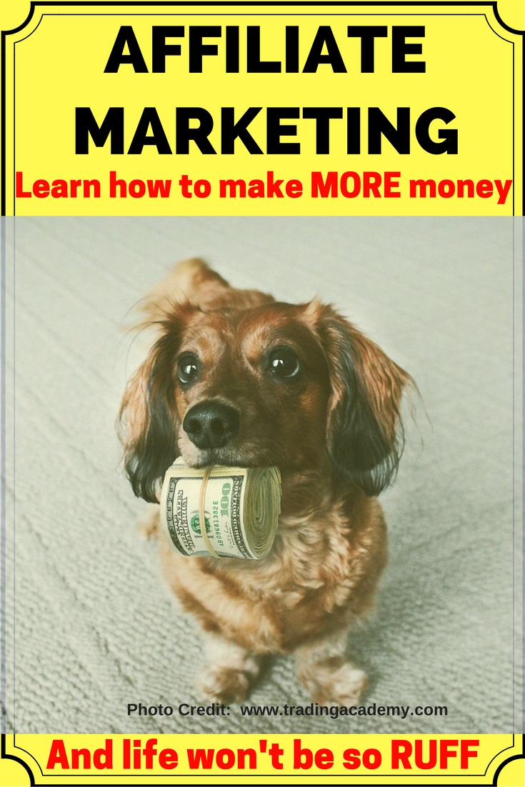 learn to make money affiliate marketing