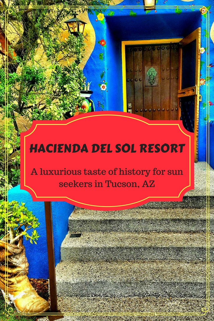 hacienda del sol resort tucson