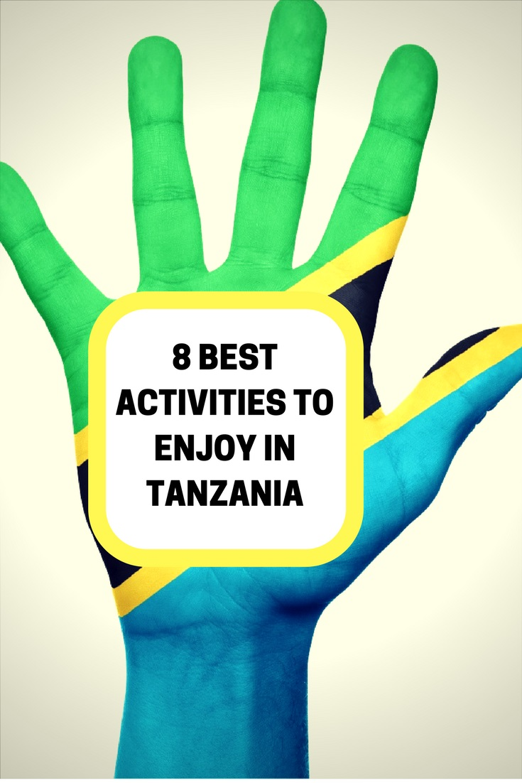 best activities tanzania africa